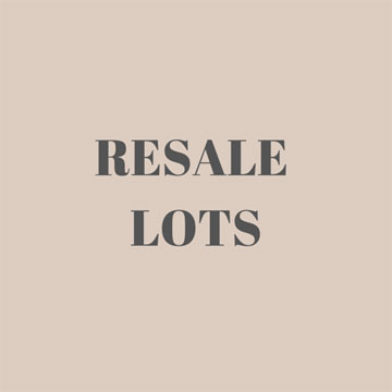 Resale Lots